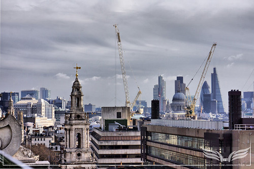 The Establishing Shot: PHOTO LONDON 2015 PROGRAMME ANNOUNCED - LOOKING EAST FROM THE RADIO ROOFTOP BAR, LONDON ME HOTEL
