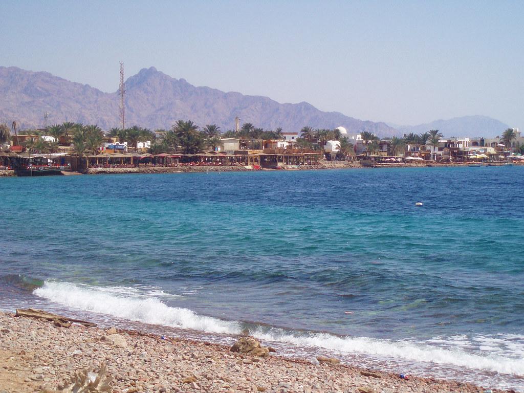 Dahab sea