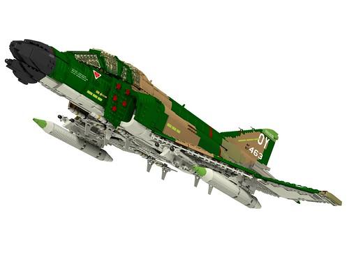 F-4D Phantom II Steve Ritchie