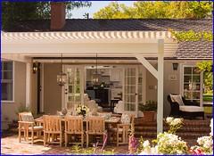 backyard, outdoor structure, property, pergola, porch, estate, patio, villa, home,