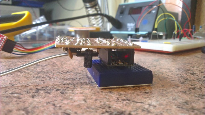 Watchdog Module Retrofitted to Arduino Pro Mini