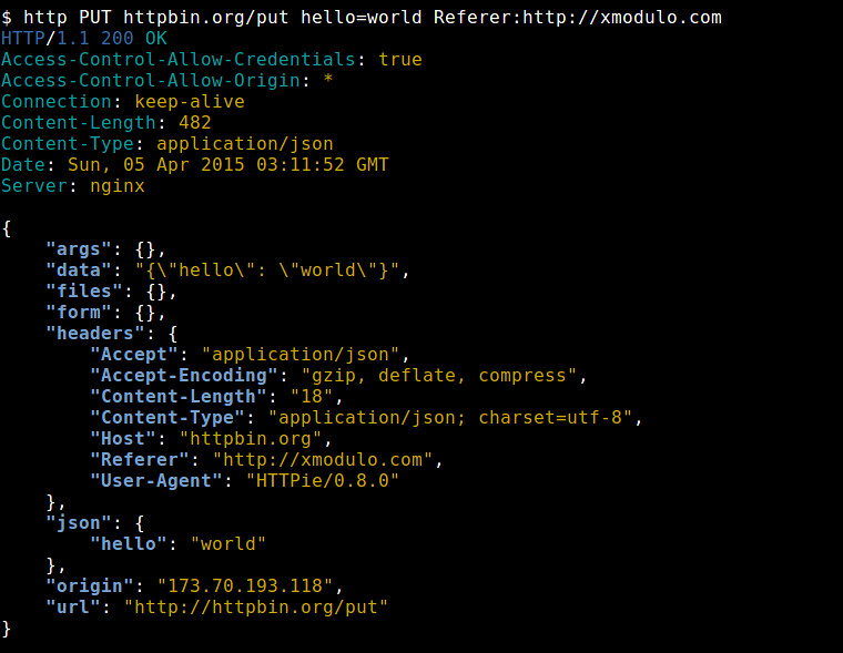 What is a good alternative to wget or curl on Linux - Xmodulo