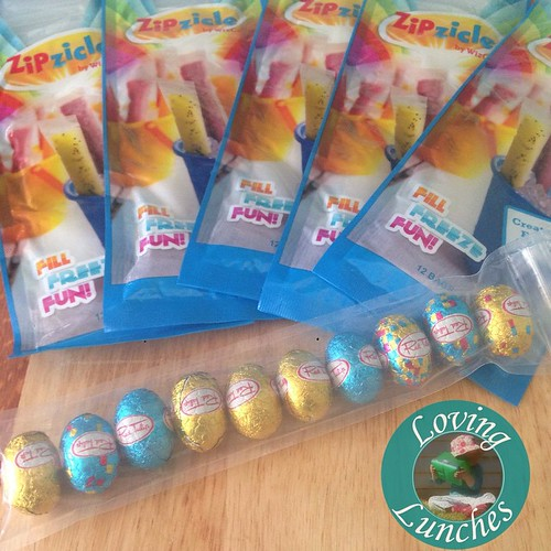Loving a brainwave… perfect class gift this #Easter ! For those in Emerald I will have stock of the #Zipcicles pouches at the Gumnuts open day this Thursday. Otherwise they are available through @little_bento bit.ly/loving-lbw