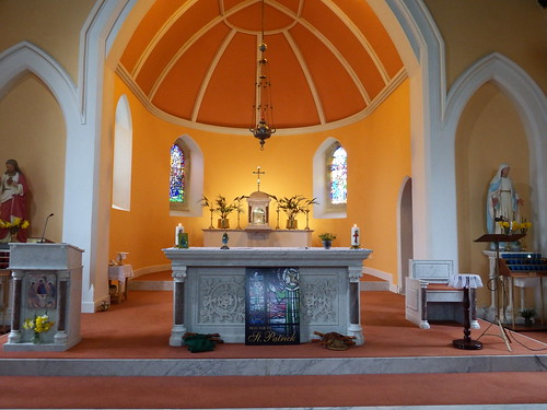 St. Patrick's Church, Castletown