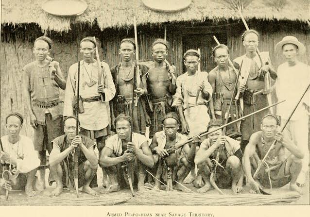 平埔族写真