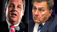 Chris Christie, David Samson