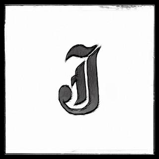 "Old English ""J"" 77/365"