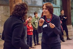 'In Fog and Falling Snow' cast workshop, 19 March (19)