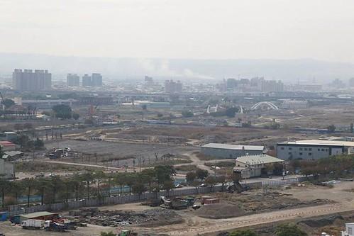 台中市13期重劃區。圖片來源:台灣護樹團體聯盟