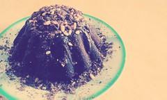 #food #design #veganstyle #peanut #chocolate  #cak…