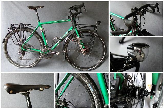 Montage vélo