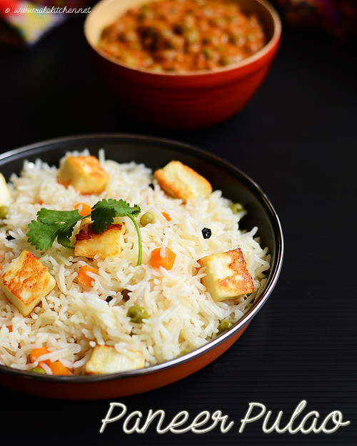 Veg Pulao Recipe Rak S Kitchen