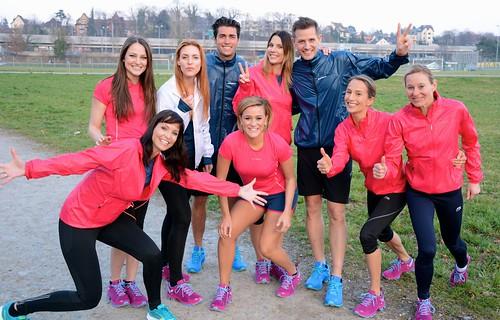 Zürich Marathon Promishooting 2015