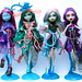 Monster high Haunted/Getting Ghostly Ghouls Completed! by -(MyRetroWorld)-