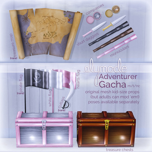 cute things for little pirates and adventurers