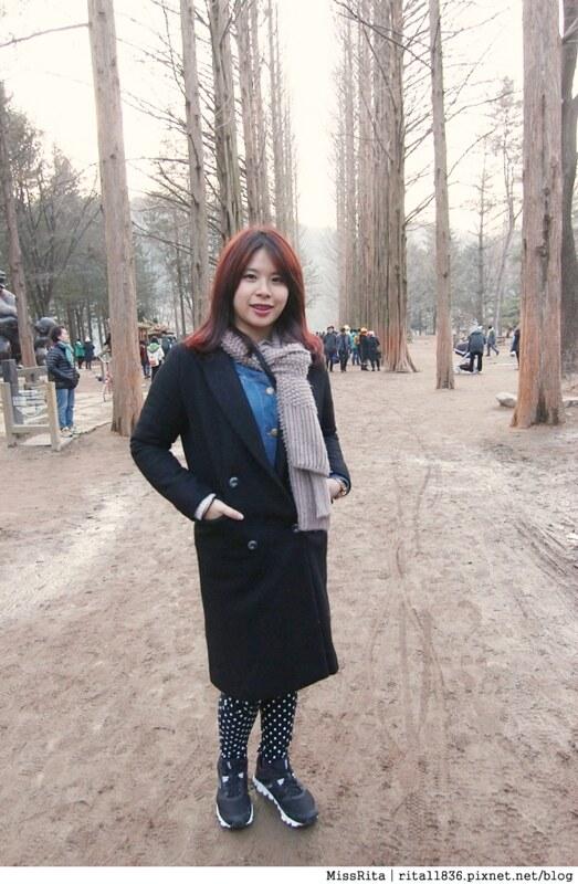 韓國 旅遊 韓國好玩 韓國 南怡島 韓劇景點 冬季戀歌場景 南怡島27