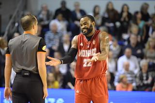 Basket, PB86 J26 : Poitiers - Monaco (2014-2015)