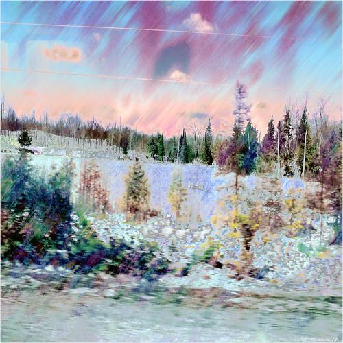 Pale Winter Vista