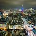 Tokyo Tower by Damien Borel