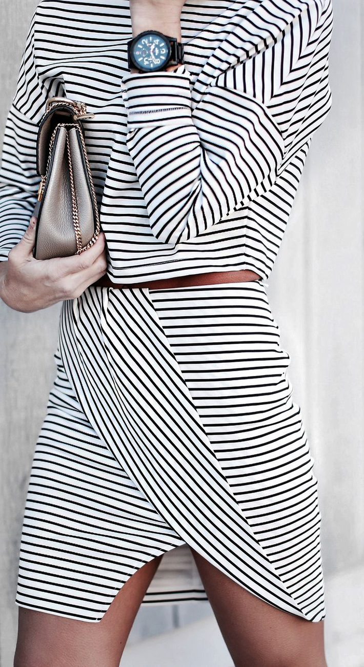 Stripes Navy Style Inspiration Streetstyle03