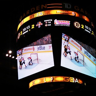 Bruins GOAL! #NHLBruins @nhlbruins #GoBs #bostonbruins