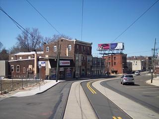 Main St & Mill St