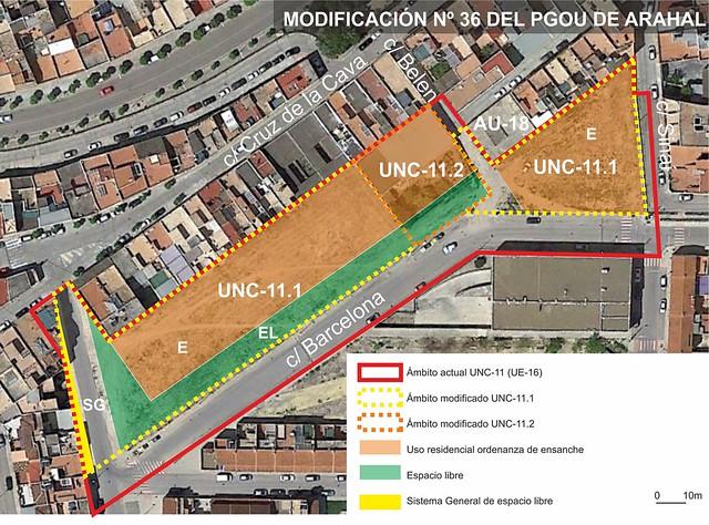 AionSur 17067050426_a4952fc678_z_d La modificación de una norma urbanística permitirá que la Torbilla tenga comunicación directa con Cruz de la Cava Sin categoría
