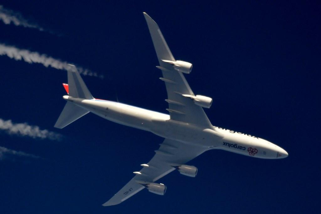 LX-VCL - B748 - Cargolux