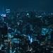 tokyo nightsky