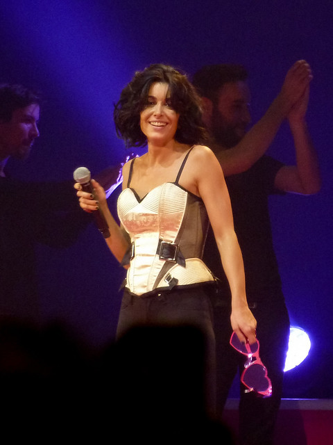 Jenifer - Zénith, Paris (2013)