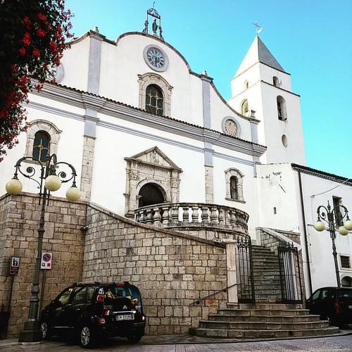 Chiesa della Madonna del Carmine #ripacandida #basilicataturistica #basilicata #unplibas #proloco