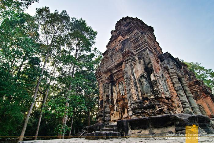 Preah Ko in Siem Reap