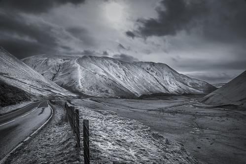 snow pass hills dumfriesgalloway dalveen lowther