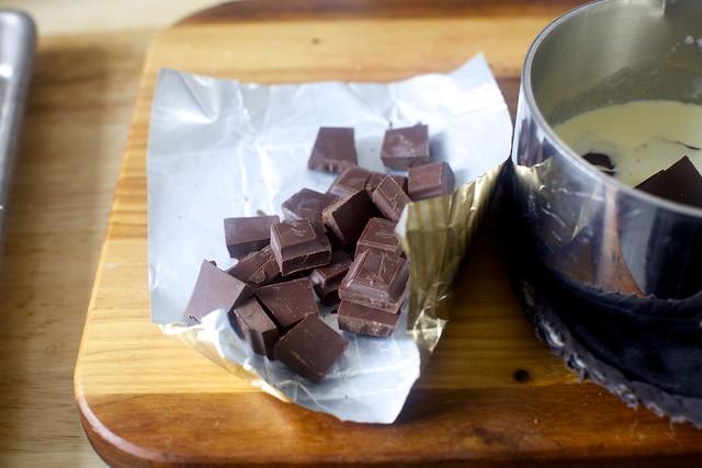 苦甜巧克力