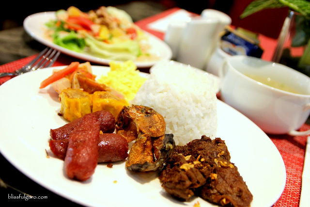 Brentwood Suites Quezon City Buffet Breakfast