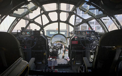 B-29 FIFI Cockpit