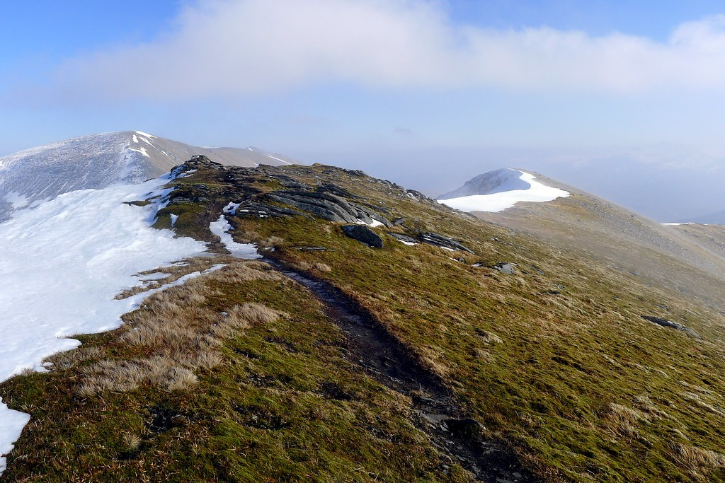 Summit of Sgurr Choinnich
