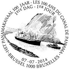 12 Canal de Panama zBXL N