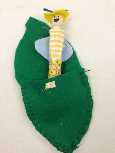 sewing class - 101 leaf fairies