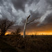 Nebraska Storm by Matthew Gress