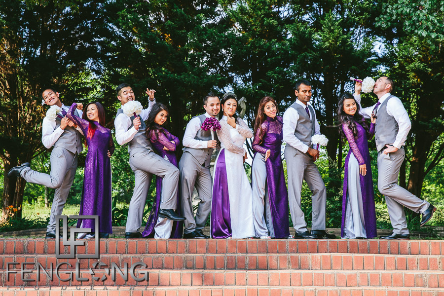 Hang & Bory Bridal Pre-Wedding | Atlanta Vietnamese Wedding Photographer