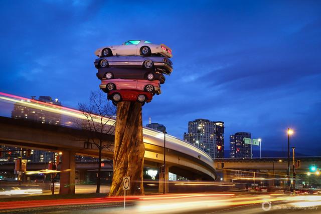 Vancouver Biennale Trans Am Totem 187 Vancouver Blog Miss604