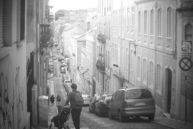 Lisbon Holga