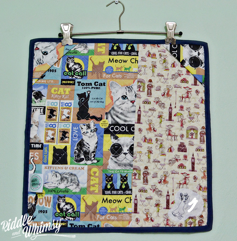 Riddle and {Whimsy} #kittenmqs2015 (back)