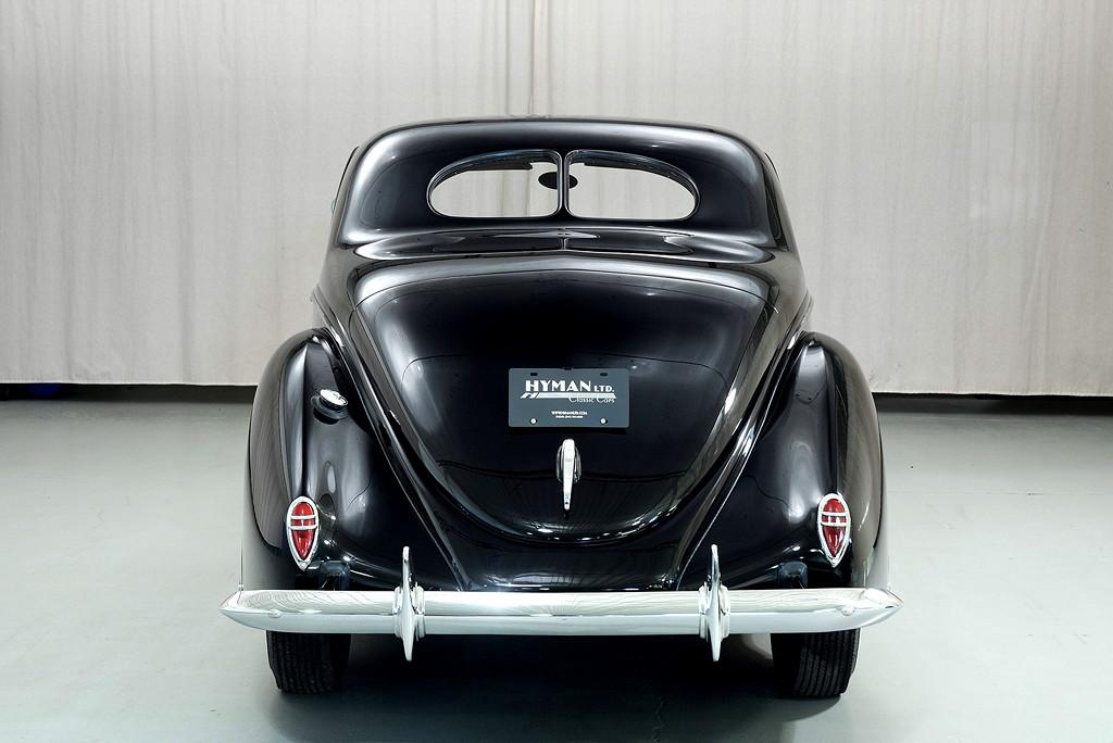 39008_N Lincoln Zephyr V12 3SPD Coupe_Black