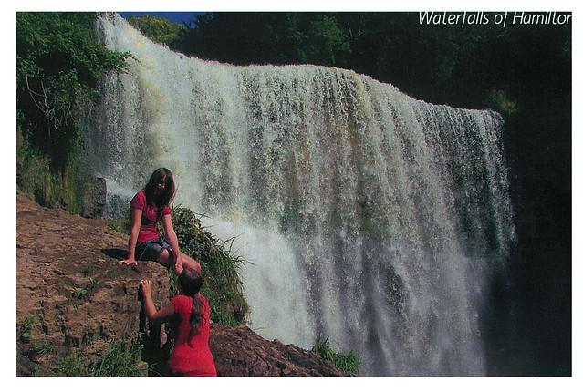 Ontario - Hamilton - Waterfall
