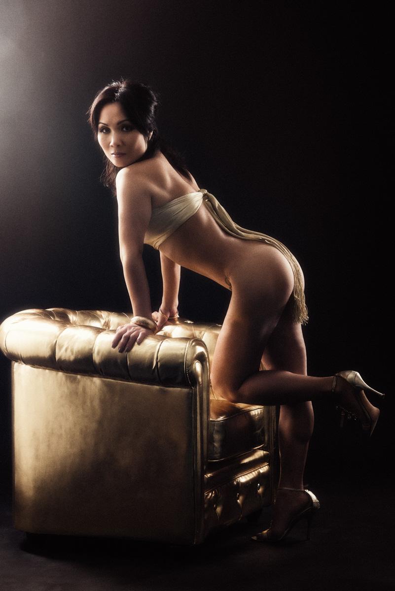 Courbes et sensualité