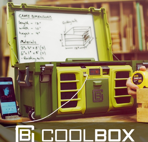 Coolbox Smart Toolbox