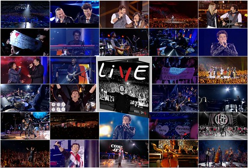 Collage concert LILLE 05 sep 2014