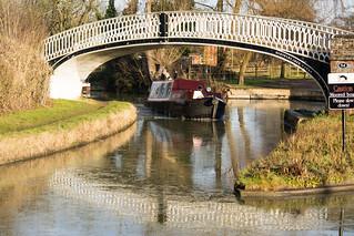 20141231-12_Ice Breaker_Arched Bridge_Braunston_Grand Union+Oxford Canal